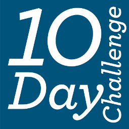 10 Day Challenge Logo