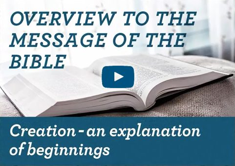 An Overview of the Message of the Bible | 10 Day Challenge